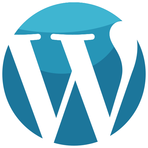 lgoo, media, social, wordpress icon