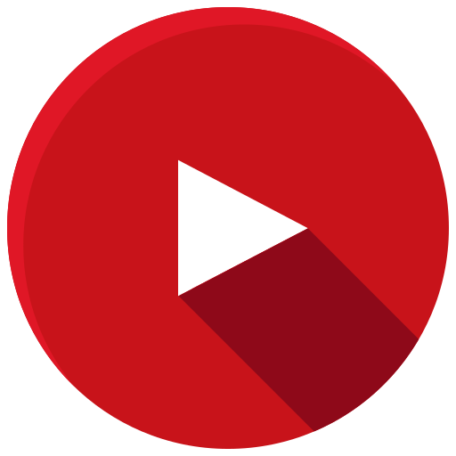 media, network, online, social, video, youtube icon