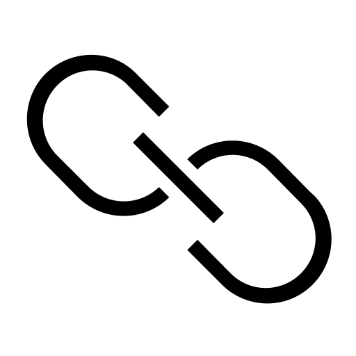chain, connection, link, network, web icon
