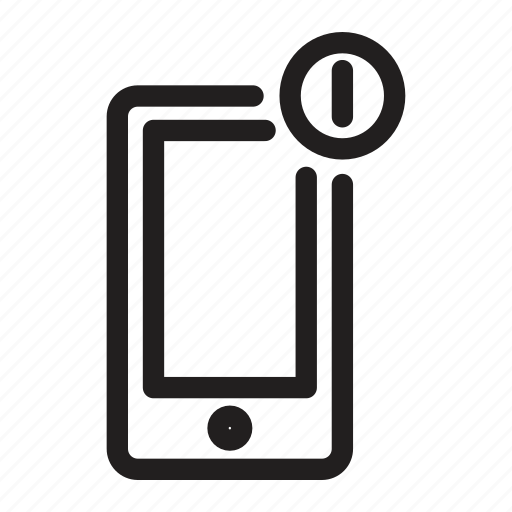 erorr, media, phone, pulse, sosial icon