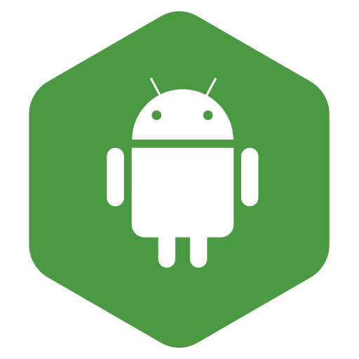 android, green, media, scial icon