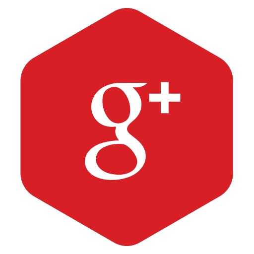 goolge, logo, network, red icon