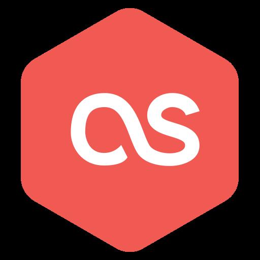 fm, last, lastfm, logo icon