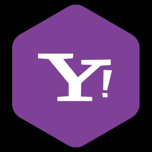 logo, network, social, yahoo icon