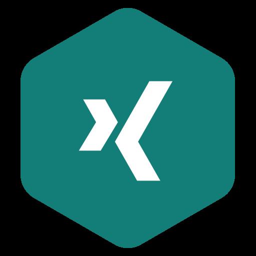 logo, social icon