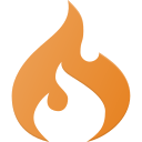 codeigniter, logo, media, social icon