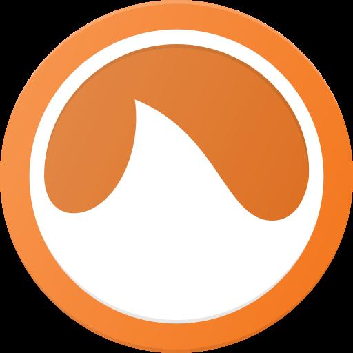 grooveshark, logo, media, social icon