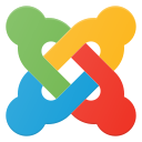joomla, logo, media, social icon