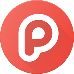 logo, media, plurk, social icon