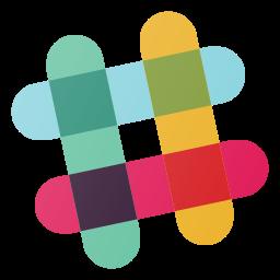 logo, media, slack, social icon
