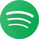 logo, media, social, spotify icon