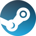 logo, media, social, steam icon