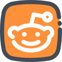 logo, media, network, reddit, social, web icon