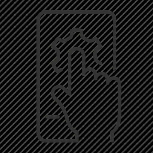 App, mobile, mobile app, smartphone icon - Download on Iconfinder