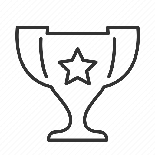cup, prize, success, trophy icon