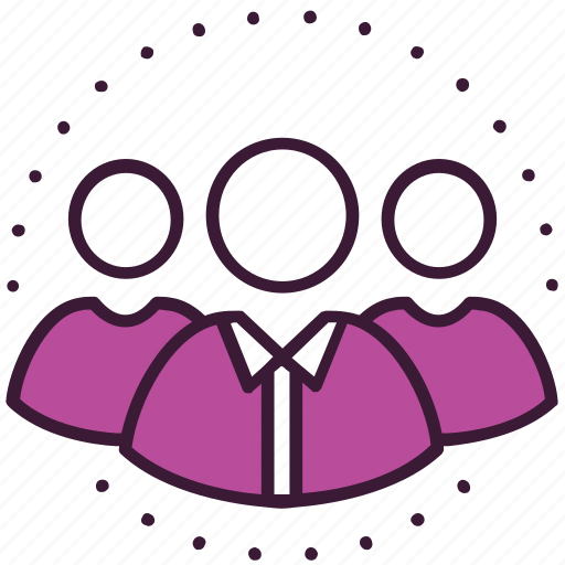 business, group, network, people, social, staff, team icon