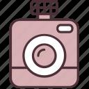 camera, digital, flash, image, make, photo, photography icon