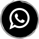 logo, media, social, whatsapp icon