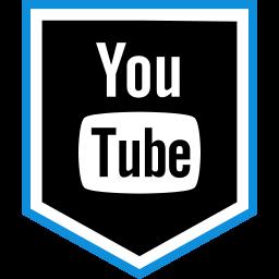 logo, media, social, tube, you icon