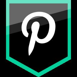 copy, logo, media, pinterest, social icon