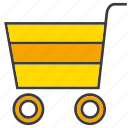 buy, cart, e commerce, sale, shopping icon