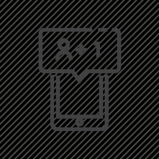 follow, interface, layout, ui icon