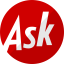 ask, help, question, search, service icon