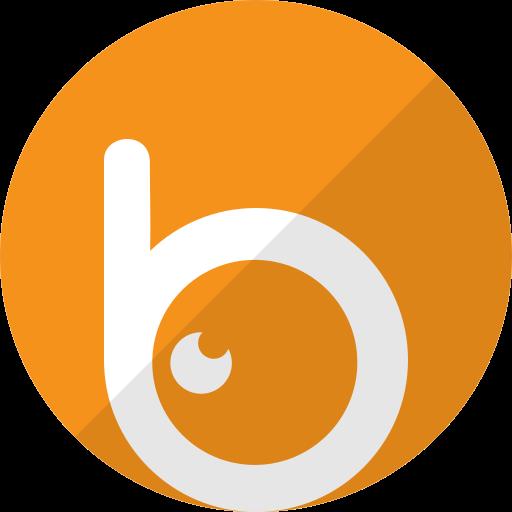 badoo, media, movie, multimedia, social, video icon