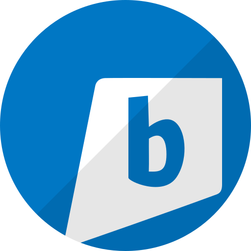 brightkite, communication, media, network, social icon