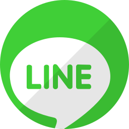 chat, line, message, talk icon