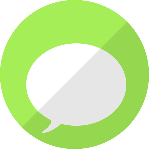 chat, ios, message, messages, talk icon