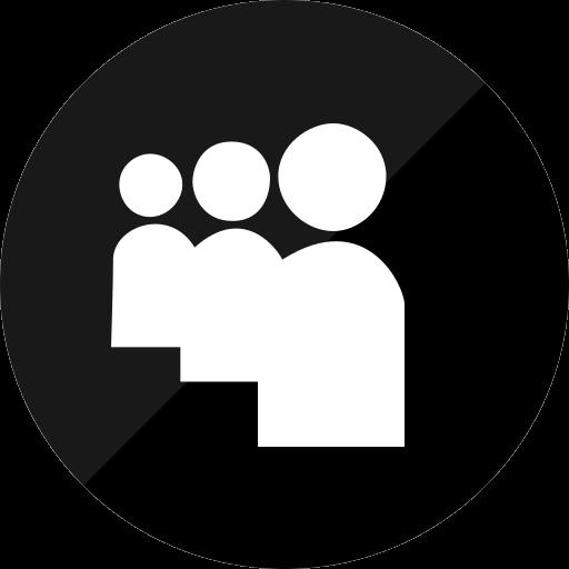 communication, media, myspace, social, space icon