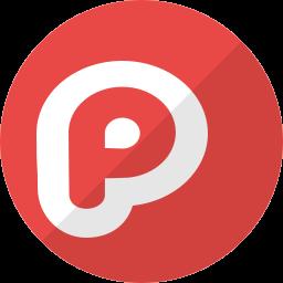 media, network, plurk, social icon