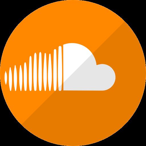 audio, cloud, media, music, social, sound, soundcloud icon