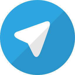 chat, message, mobile, send file, smartphone, talk, telegram icon