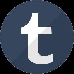 communication, media, network, social, tumbler, tumblr icon
