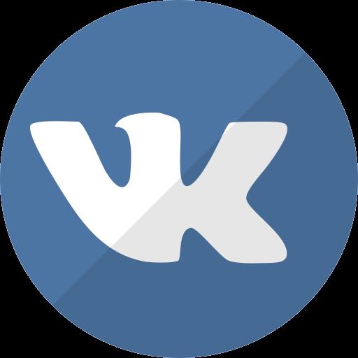 connection, media, network, social, vk, vkontakte icon