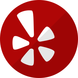 communication, media, message, network, social, yelp icon