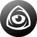 circle, eye, icon market, iconfinder, iconfinder icon, iconfinder logo, internet icon