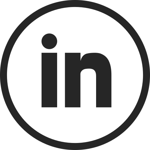 circle, high quality, job, linkedin, media, social, social media icon
