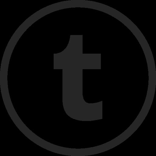 circle, friendship, high quality, media, social, social media, tumblr icon