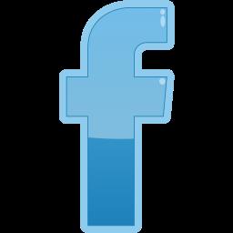 f, facebook, media, social icon