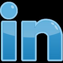 in, linkedin, media, social icon
