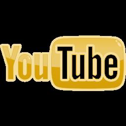 media, social, video, youtube icon