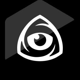 eye, hexagon, icon market, iconfinder, iconfinder icon, iconfinder logo, internet icon