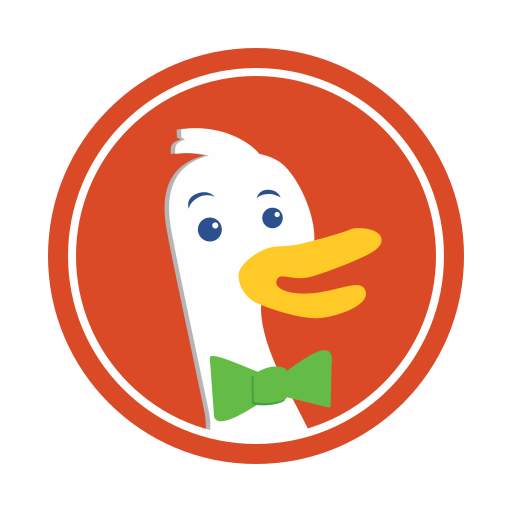 business, duckduckgo, engine, internet, optimization, search, web icon