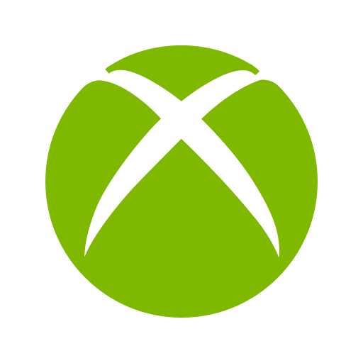 computer, game, media, microsoft, play, video, xbox icon
