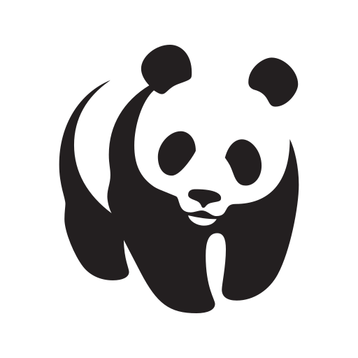 animals, app, iphone, mobile, network, screen, wwf icon