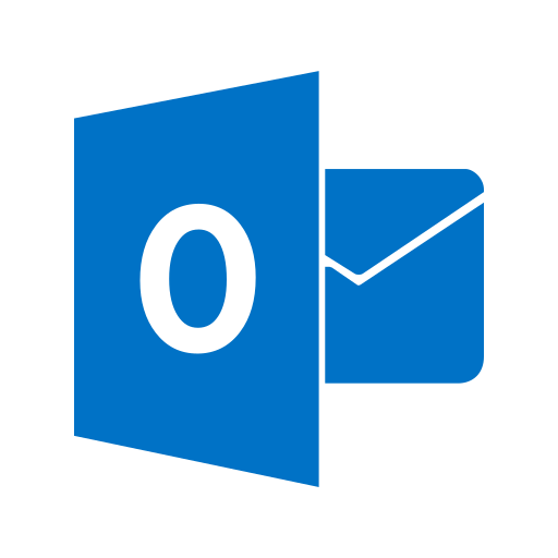 Outlook, internet, mobile, computer, google, message, email icon - Free download