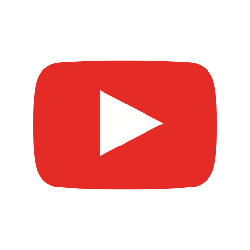 Web, play, media, youtube, player, video icon